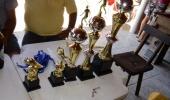 Entrega Troféus Futsal
